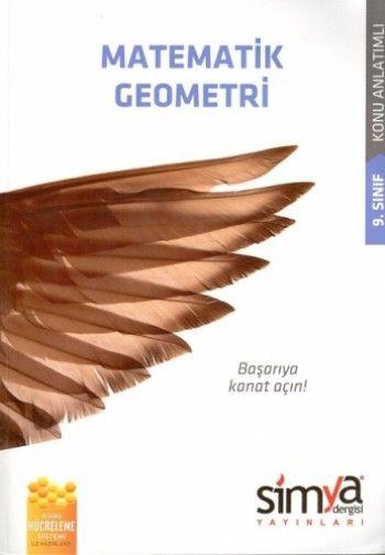 Simya Yayınları 9. Sınıf Matematik Geometri Konu Anlatımlı