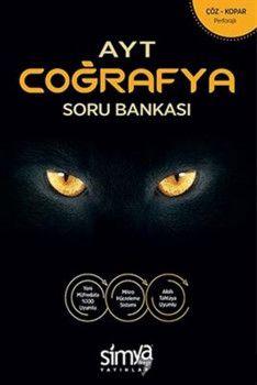 Simya Yayınları AYT Coğrafya Soru Bankası