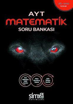 Simya Yayınları AYT Matematik Soru Bankası