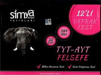 Simya Yayınları TYT AYT Felsefe Seti