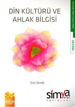 Simya Yayınları YGS LYS Din Kültürü ve Ahlak Bilgisi Konu Özetli Soru Bankası
