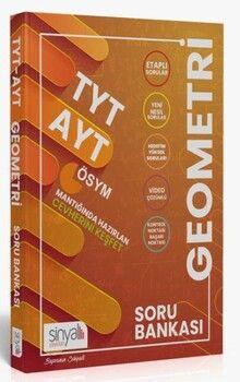 Sinyal Yayınları TYT AYT Geometri Soru Bankası