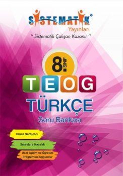 Sistematik Yayınları 8. Sınıf TEOG Türkçe Soru Bankası