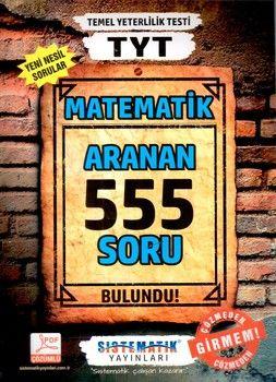 Sistematik Yayınları TYT Matematik 555 Aranan Soru