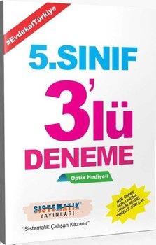 Sistematik Yayınları 5. Sınıf 3 lü Deneme