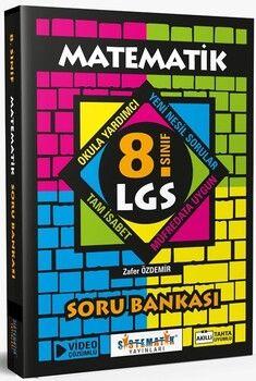 Sistematik Yayınları 8. Sınıf LGS Matematik Soru Bankası