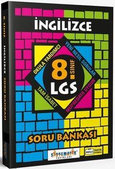 Sistematik Yayınları8. Sınıf LGS İngilizce Soru Bankası