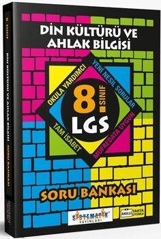 Sistematik Yayınları8. Sınıf LGS Din Kültürü ve Ahlak Bilgisi Soru Bankası