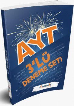 Sistematik Yayınları AYT 3 lü Deneme Seti