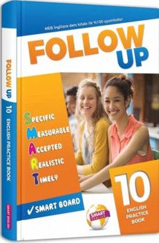 Smart English 10. Sınıf Follow Up English Practice Book