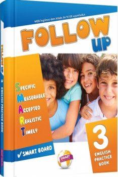 Smart English 3. Sınıf Follow Up English Practice Book