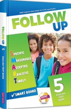 Smart English 5. Sınıf Follow Up English Test Book