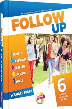 Smart English 6. Sınıf Follow Up English Practice Book