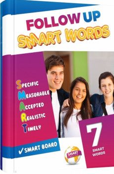 Smart English 7. Sınıf Follow Up English Smart Word