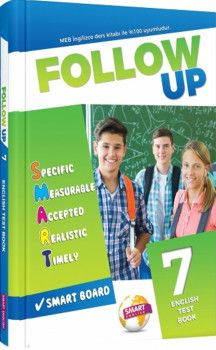 Smart English 7. Sınıf Follow Up English Test Book