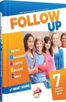 Smart English 7. Sınıf Follow Up English Practice Book