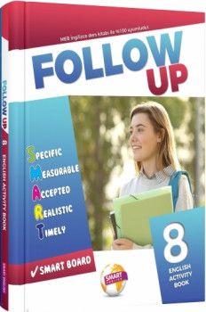 Smart English 8. Sınıf Follow Up English Activity Book