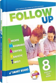 Smart English 8. Sınıf Follow Up English Test Book