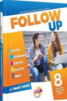 Smart English 8. Sınıf Follow Up English Practice Book