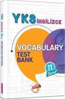 Smart English YKS 11. Sınıf İngilizce Vocabulary Test Bank