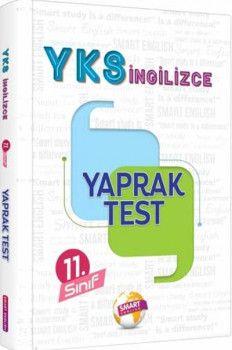 Smart English YKS 11. Sınıf İngilizce Yaprak Test
