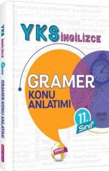 Smart English YKS 11. Sınıf İngilizce Gramer Konu Anlatımı