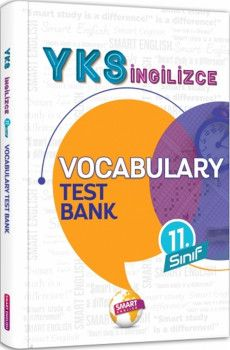 Smart English YKS 11. Sınıf İngilizce Vocabulary Test Bank
