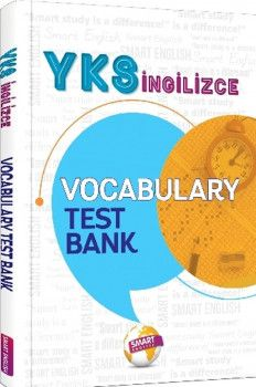 Smart English YKS İngilizce Vocabulary Test Bank