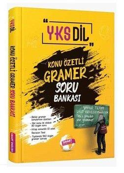 Smart English YKS Dil Konu Özetli Gramer Soru Bankası