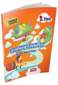 SMS Yayınları 3. Sınıf Matematik Konu Anlatımlı