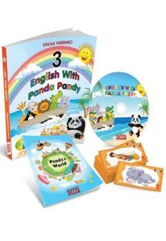 SMS Yayınları 3. Sınıf İngilizce Panda Pandy Konu Anlatımlı Set