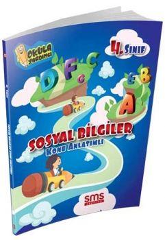 SMS Yayınları 4. Sınıf Sosyal Bilgiler Konu Anlatımlı