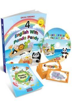 SMS Yayınları 4. Sınıf İngilizce Panda Pandy Konu Anlatımlı Set
