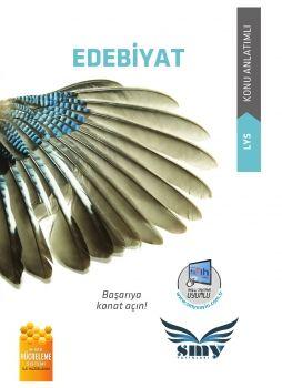 SMY Yayınları LYS Edebiyat Konu Anlatımlı
