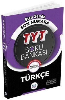 Son Numara TYT Türkçe Sıra Sende Soru Bankası