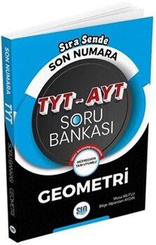 Son NumaraTYT AYT Geometri Sıra Sende Soru Bankası