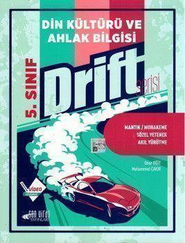 Son Viraj Yayınları 5. Sınıf Din Kültürü ve Ahlak Bilgisi Drift Serisi