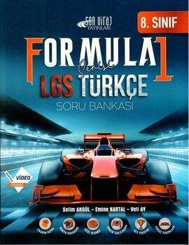 Son Viraj Yayınları 8. Sınıf LGS Türkçe Formula 1 Soru Bankası