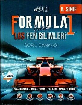 Son Viraj Yayınları 8. Sınıf LGS Fen Bilimleri Formula 1 Soru Bankası