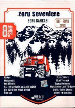 Son Viraj Yayınları 8. Sınıf Tüm Dersler Off Road Serisi Soru Bankası