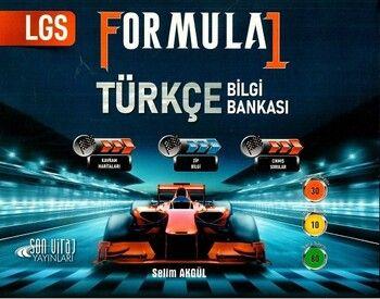 Son Viraj Yayınları 8. Sınıf Türkçe Formula Soru Bankası