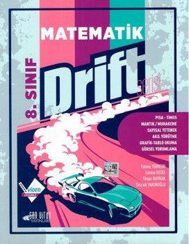 Son Viraj Yayınları 8. Sınıf Matematik Drift Serisi