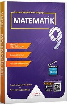 Sonuç Derece Yayınları 9. Sınıf Matematik Modüler Set