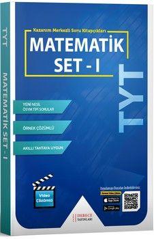 Sonuç Derece Yayınları TYT Matematik Modüler Set I