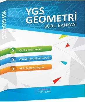 Sonuç Derece Yayınları YGS Geometri Soru Bankası