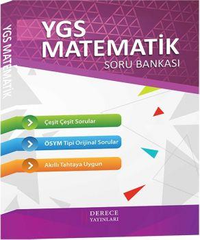 Sonuç Derece Yayınları YGS Matematik Soru Bankası
