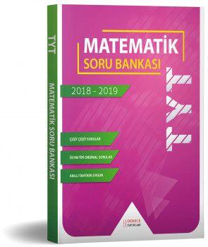 Sonuç Derece Yayınları TYT Matematik Soru Bankası