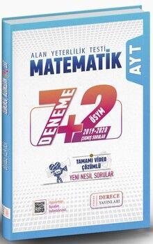 Sonuç Derece Yayınları AYT Matematik 7+2 Deneme Sınavı