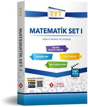 Sonuç Yayınları TYT Matematik Modüler Set 1 Kazanım Merkezli Soru Bankası