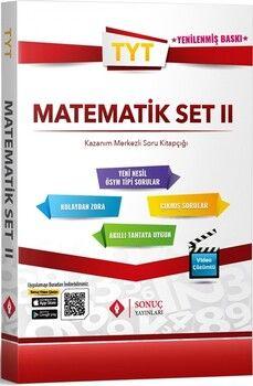 Sonuç Yayınları TYT Matematik Modüler Set 2 Kazanım Merkezli Soru Bankası